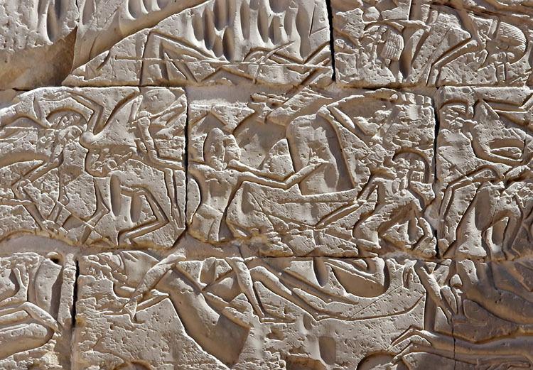 Teby Egipt wojny ciekawostki wojna bitwa