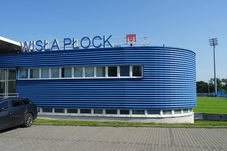 Wisła Płock ciekawostki sport stadion