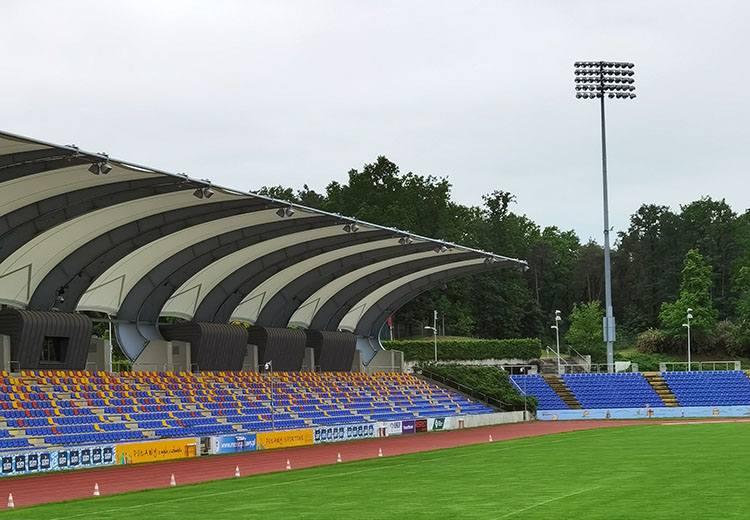Wisła Puławy ciekawostki stadion