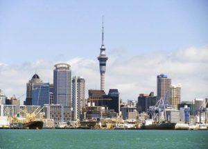 Auckland Nowa Zelandia ciekawostki