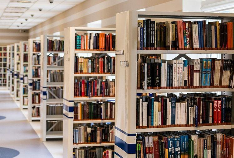 biblioteka książka ciekawostki o książkach książki