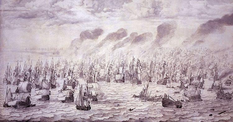 bitwa morska wojny ciekawostki wojna