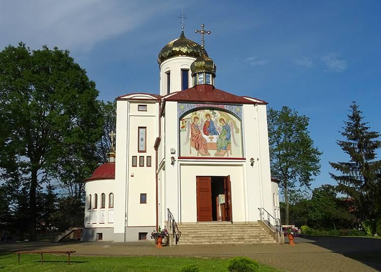 cerkiew Biała Podlaska ciekawostki zabytki atrakcje