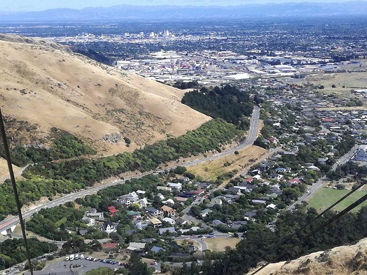 Christchurch Nowa Zelandia ciekawostki