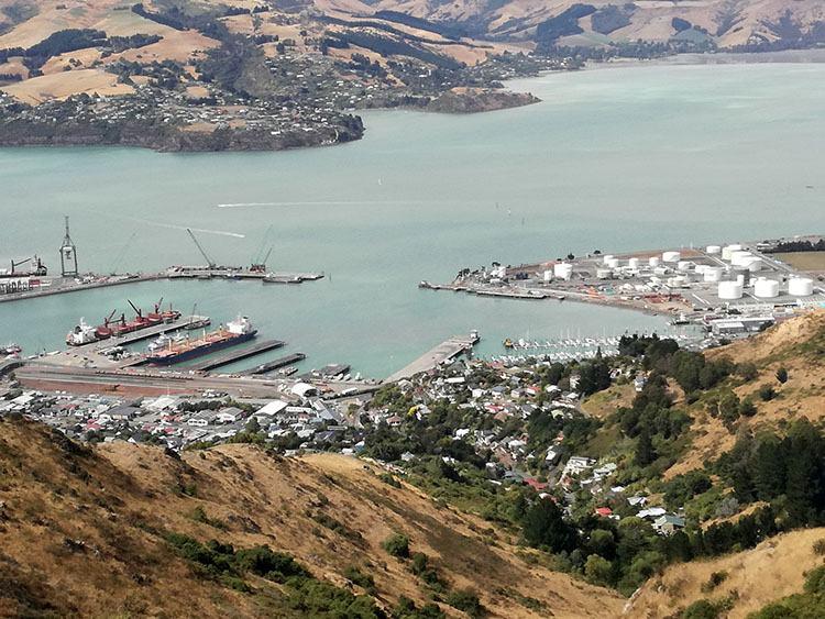 miasto Christchurch Nowa Zelandia ciekawostki atrakcje zabytki