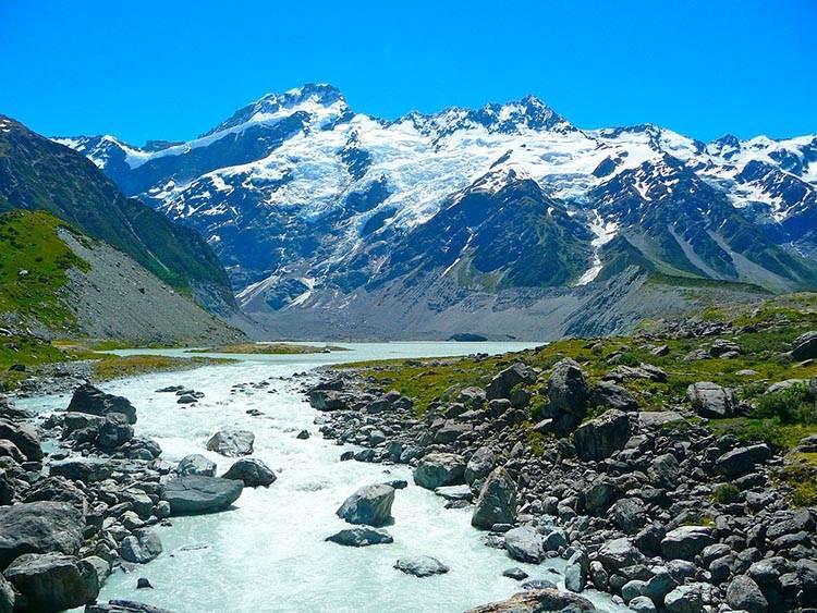 Góra Cooka Nowa Zelandia ciekawostki