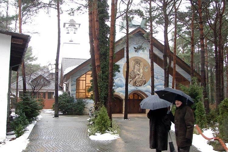 kościół Jurata Jastarnia ciekawostki