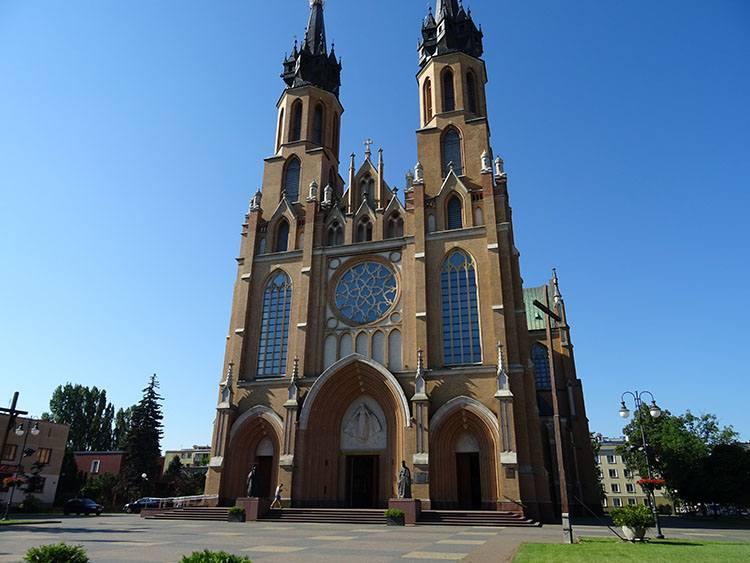 katedra Opieki Najświętszej Maryi Panny Radom