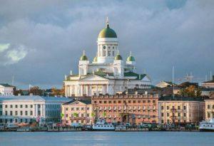 katedra kościół Helsinki ciekawostki informacje atrakcje
