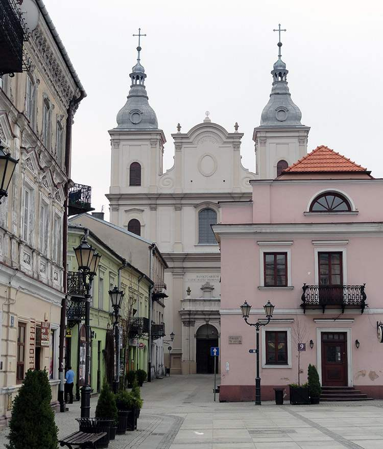 kościół Jezuitów Piotrków Trybunalski ciekawostki