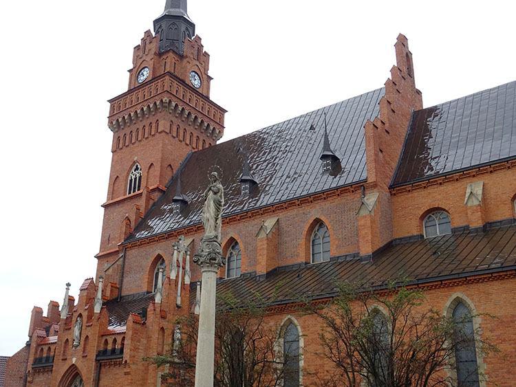 kościół misjonarzy Tarnów ciekawostki zabytki atrakcje
