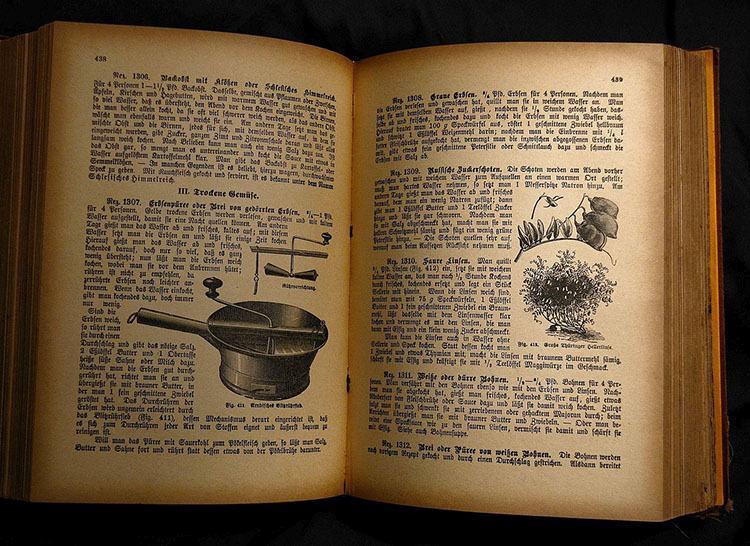 książka kucharska ciekawostki o książkach książki
