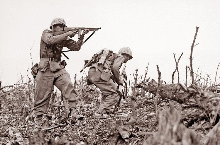 bitwa Okinawa 1945 wojny ciekawostki wojna bitwa