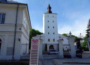 pałac Muzeum Podlaskie Biała Podlaska ciekawostki zabytki atrakcje