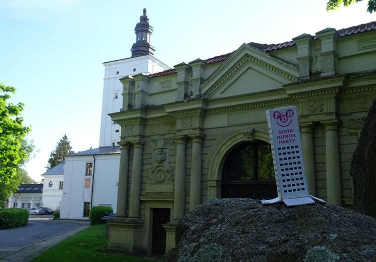 Muzeum Podlaskie Pałac Radziwiłłów  Biała Podlaska ciekawostki zabytki atrakcje