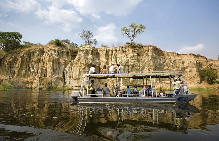 miasto Kampala stolica Park Narodowy Murchison Uganda ciekawostki atrakcje Afryka