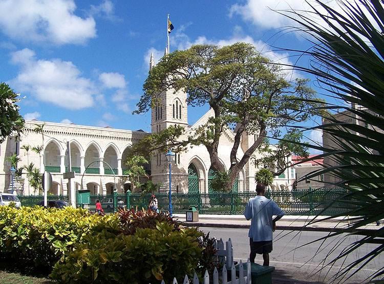 parlament Bridgetown ciekawostki Barbados
