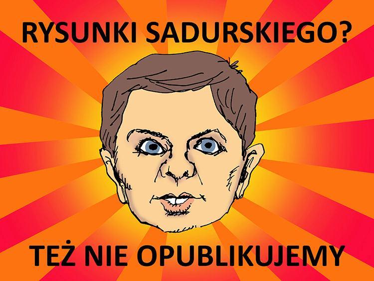 premier Beata Szydło satyra humor dowcipy rząd PiS Prawo i Sprawiedliwość