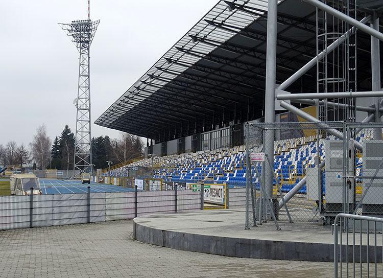 stadion Stal Mielec ciekawostki zabytki atrakcje