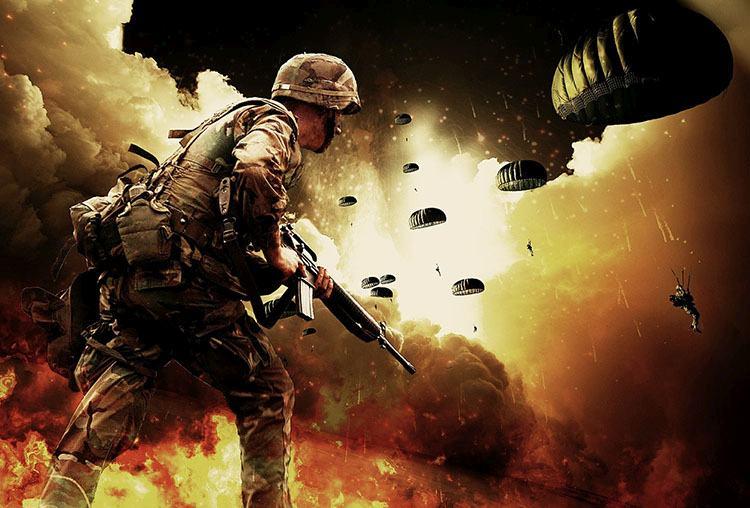 żołnierze wojny ciekawostki wojna bitwa