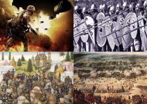 żołnierze wojny ciekawostki wojna bitwa wojsko