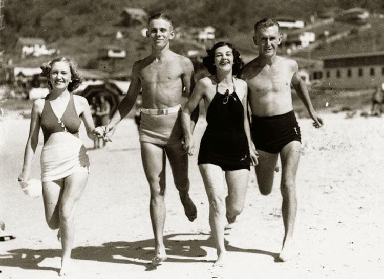 1938 stroje kąpielowe ciekawostki historia strój kąpielowy