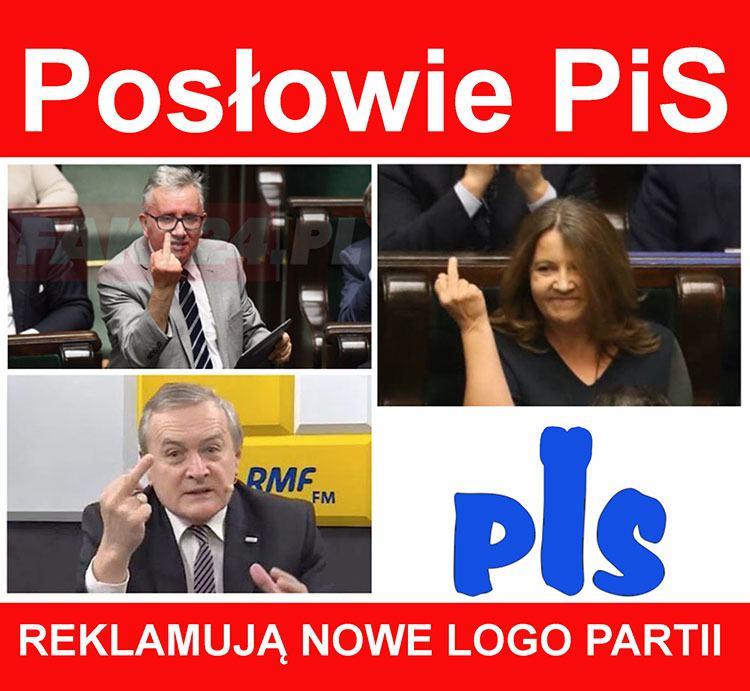 śmieszne memy polityczne PiS wybory Duda humor polityczny satyra Lichocka