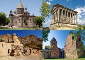 Armenia ciekawostki zabytki atrakcje historia