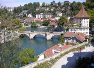 Berno Szwajcaria ciekawostki atrakcje miasto