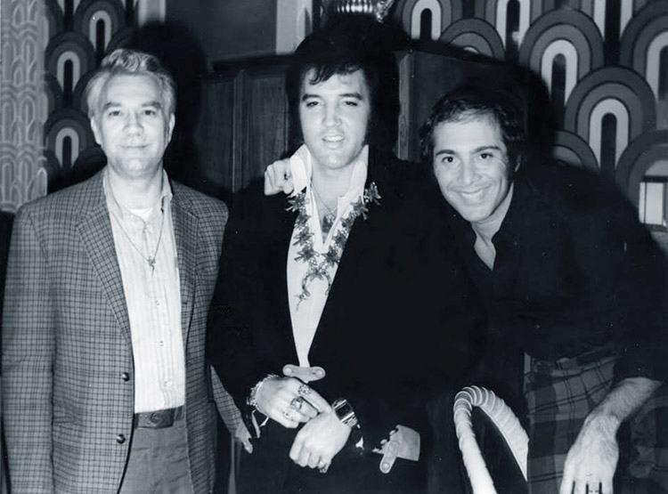 Bill Porter Paul Anka ciekawostki Elvis Presley gitara piosenki