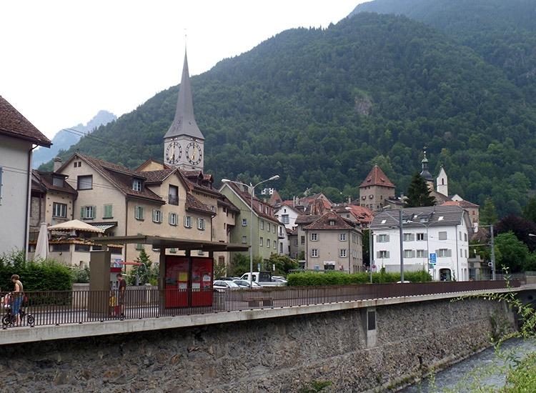 Chur ciekawostki atrakcje zabytki Szwajcaria