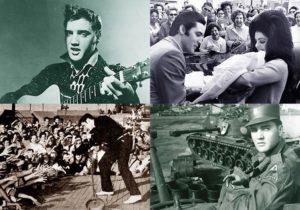 Elvis Presley ciekawostki biografia piosenki