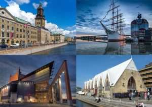 Goteborg ciekawostki miasto atrakcje Szwecja