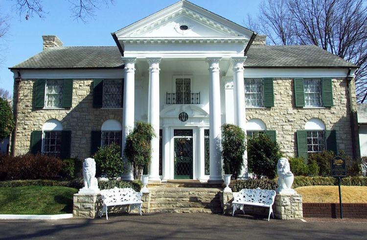 Graceland Memphis USA ciekawostki Elvis Presley