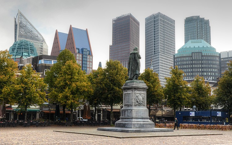miasto Haga ciekawostki atrakcje zabytki Holandia