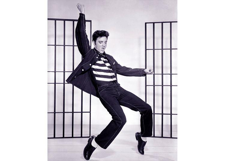 Jailrock Więzienny rock 1957 Elvis Presley filmy ciekawostki