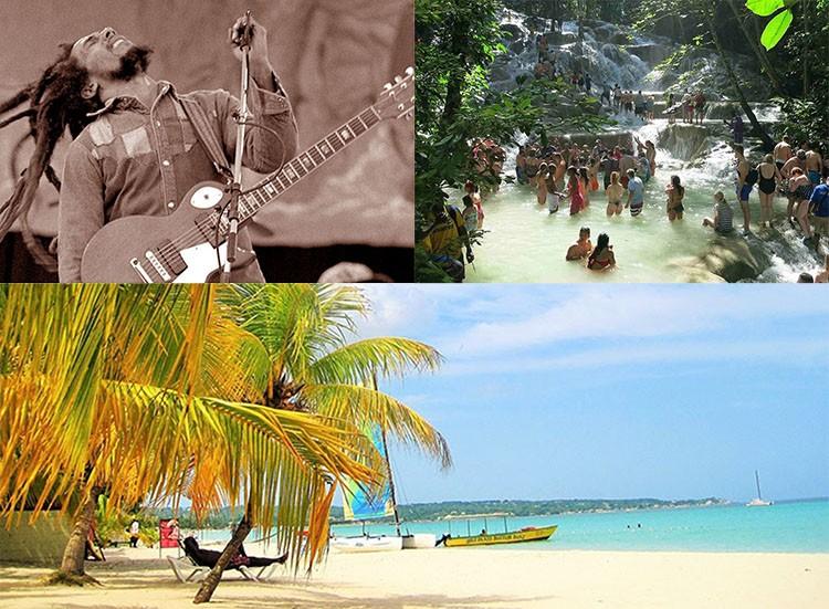 Jamajka ciekawostki atrakcje wyspa państwo zdjęcia