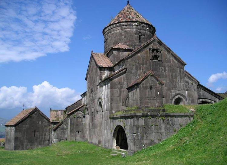 klasztor Hachpat Armenia ciekawostki zabytki atrakcje historia
