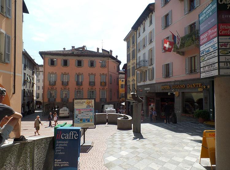 Lugano ciekawostki atrakcje Szwajcaria zabytki