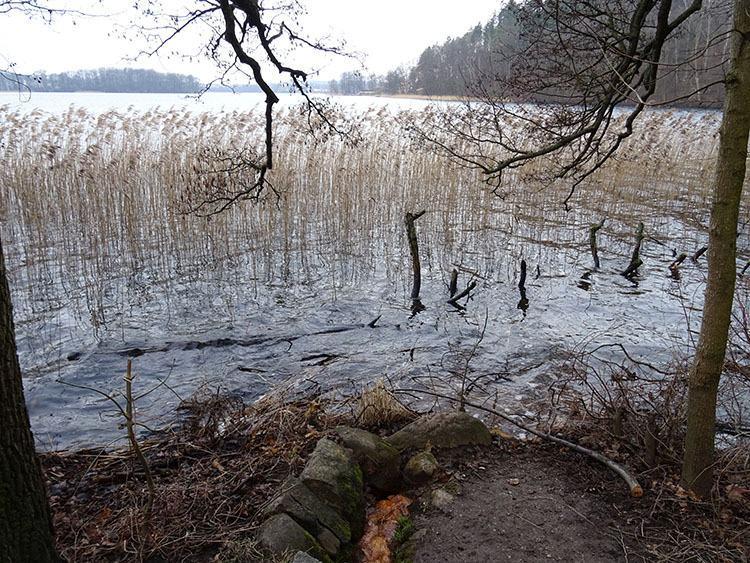 Mrągowo Źródełko Miłości jezioro Czos legenda