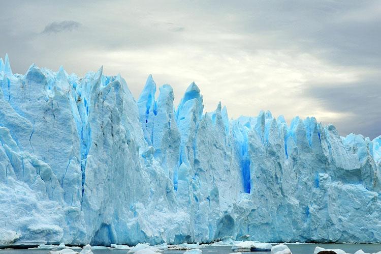 Patagonia lodowiec lodowce ciekawostki