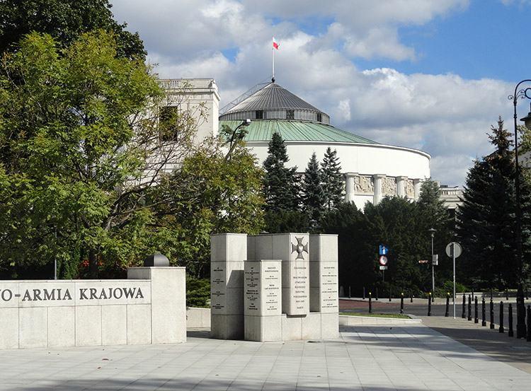 Sejm RP parlament Warszawa ciekawostki Wiejska