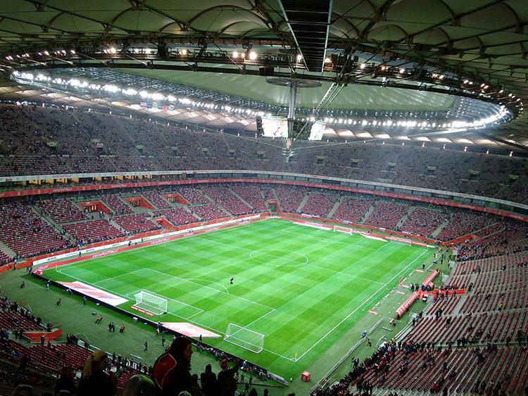 Stadion Narodowy Warszawa ciekawostki