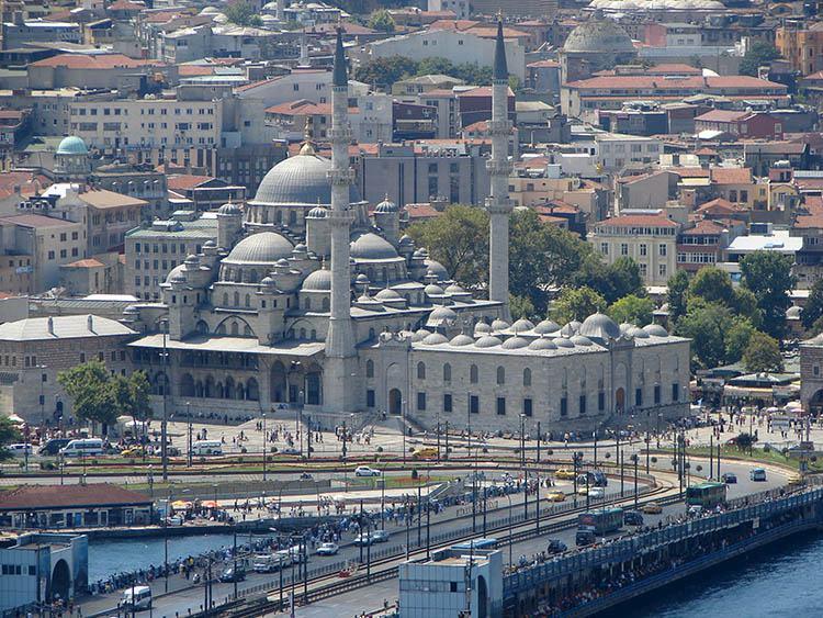 stolica Turcja Stambuł ciekawostki atrakcje zabytki