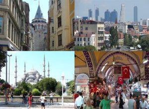 Stambuł ciekawostki atrakcje zabytki Turcja stolica