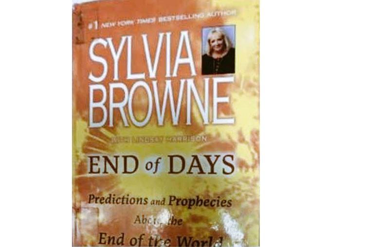 Sylvia Browne przepowiednie-na-rok 2020 koronawirus epidemia