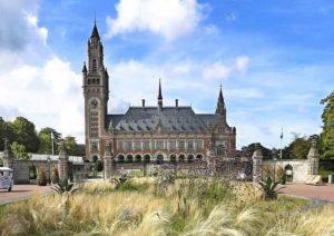 Trybunał Sprawiedliwości Haga ciekawostki atrakcje Holandia