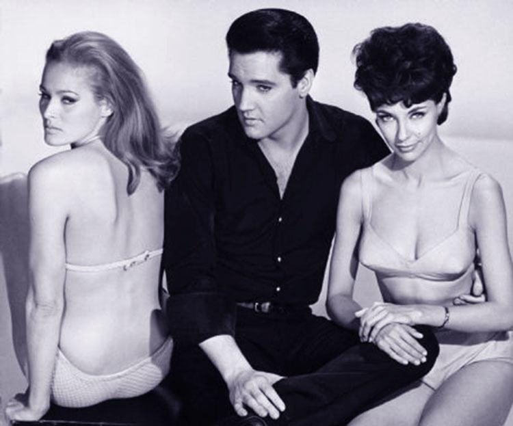 Ursula Andress Elvis Presley Cardenas kostium kąpielowy ciekawostki historia