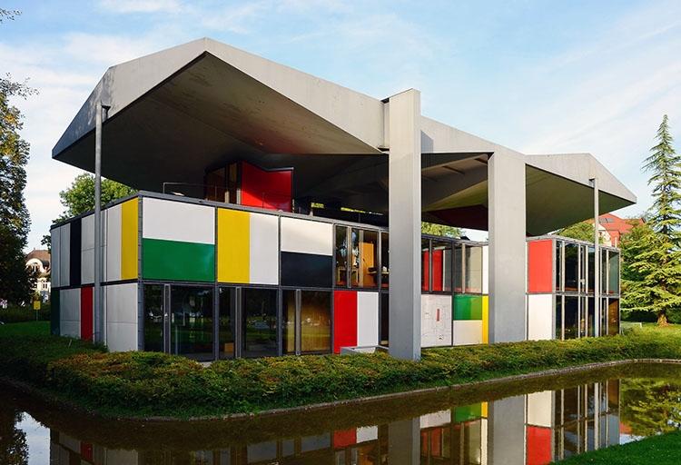 centrum Zurych le Corbusier ciekawostki