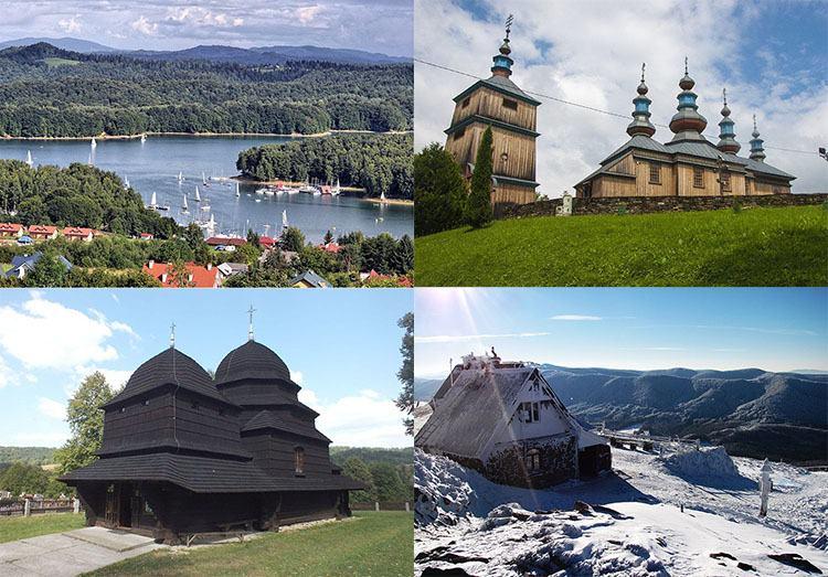 góry Bieszczady ciekawostki o Bieszczadach